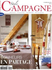 STYLE CAMPAGNE FRANCE