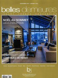 BELLES DEMEURES FRANCE