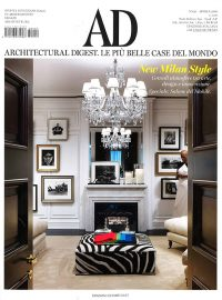 ARCHITECTURAL DIGEST ITALIE