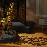 joy-de-rohan-chabot-exposition-sculpture-nature-feuilles